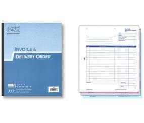 BS-IV Invoice book   25x3