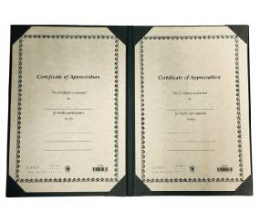 UG-CH2 Certificate Holder 2-sided